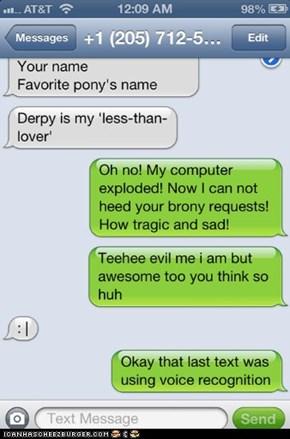 WTF Text
