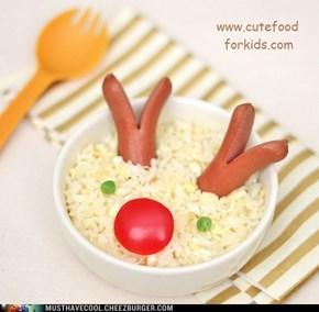 Rice reindeer