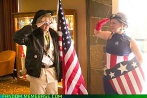 America meets America