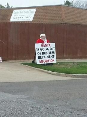 Too Far Santa, Too Far