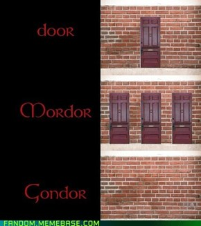 One Door to Guide Them All
