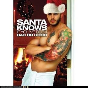 Santa's got a brand you pack