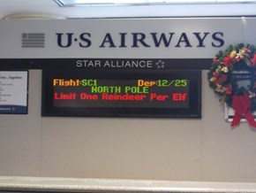 Christmas Flight WIN