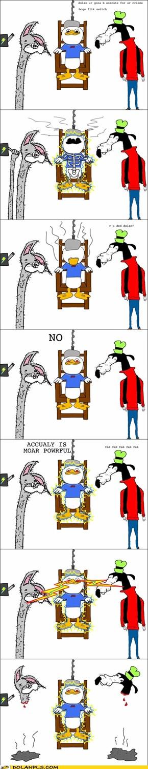 Dolan's electrik boogaloo