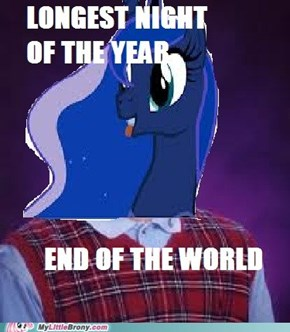 Bad Luck Luna
