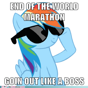 Marathon of MY LITTLE PONY