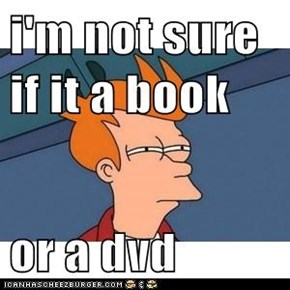 i'm not sure if it a book   or a dvd