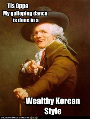 Wealthy Korean Style