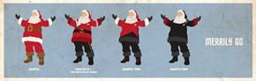 Star Trek Santas