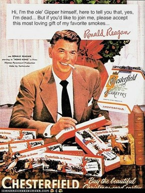 Light Up One For the Gipper