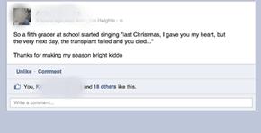 The Saddest Christmas Love Song EVER