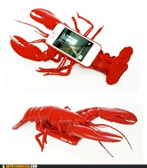 The Most Impractical iPhone Case Ever
