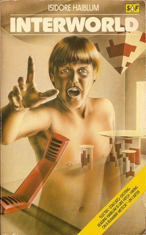 WTF Sci-Fi Book Covers: Interworld