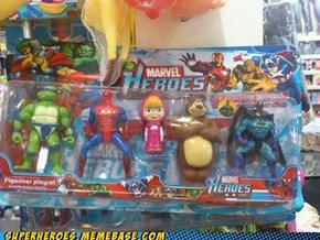 New avengers.