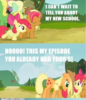Applejack's Spotlight