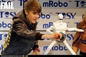 Robot FAIL