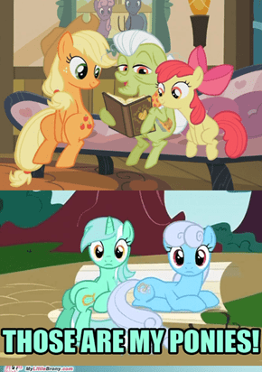 Lyra Learned Everypony