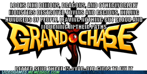 Grand Chase Logic