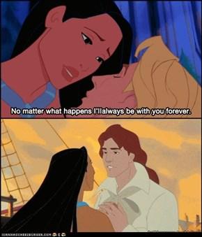 Pocahontas Relationship FAIL