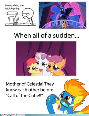 Mother of Celestia - CMC