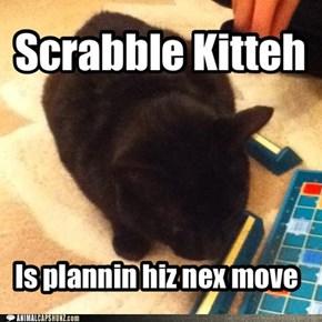 Scrabble Kitteh
