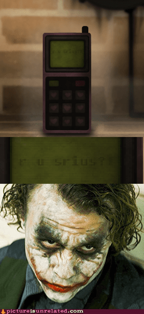 Heath Ledger approves this message