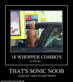 THAT'S SONIC NOOB