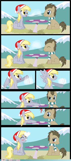 Derpy and Her Doctor