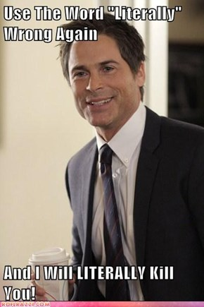 Chris Traeger...