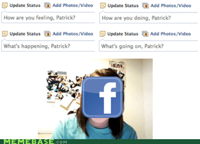 Overly Attached FB