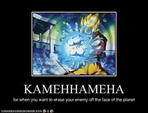 KAMEHHAMEHA