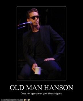 OLD MAN HANSON