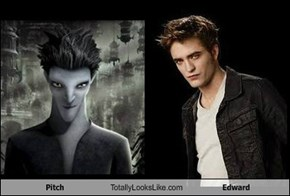 Pitch Totally Looks Like Edward
