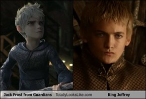 Jack Frost from Guardians Totally Looks Like King Joffrey
