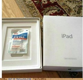 Hey dawg, I heard you got Ipad for Christmas