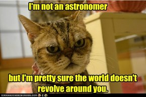 I'm not an astronomer