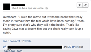 Hobbit Hilarity