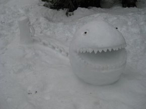 Snow Chomp