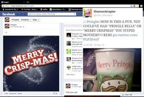 Looks Like Pringles Got the Message