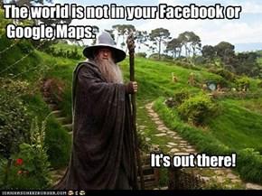 Gandalf, modernized