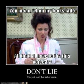 DON'T LIE