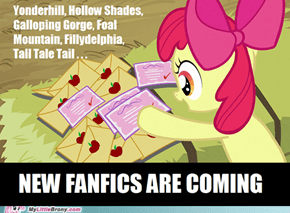 Fanfics, Fanfics Everywhere