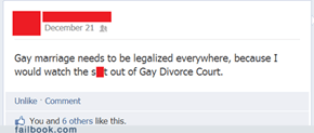 The best reason to legalize gay marriage.