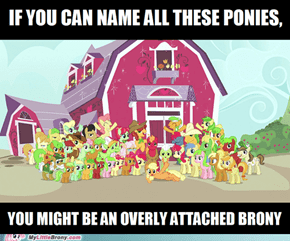 New ponies need names, anyways