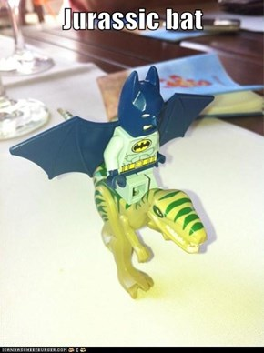 Jurassic bat