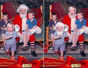 Santa Face Swap