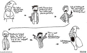 Dumbledore's Logic