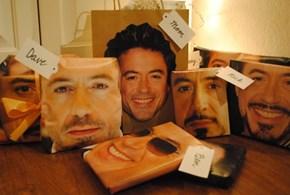 A Robert Downey, Jr. Christmas
