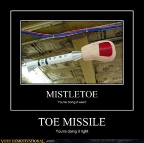 TOE MISSILE