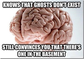 I Ain't 'Fraid of No Ghosts